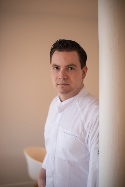 Chef Glenn Verhasselt